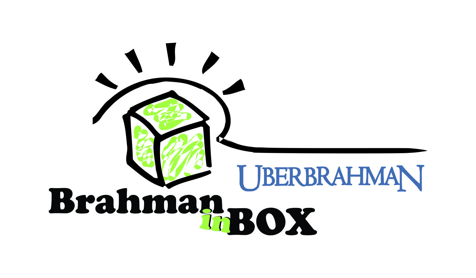 Logo Brahman in Box
